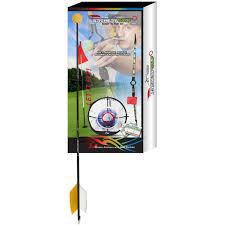 CARBON EXPRESS ARCHERY GOLF - NET, ARROW, AND SCORECARD