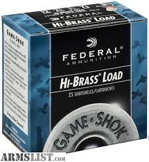Federal High Brass Loads-High Falls Outfitters