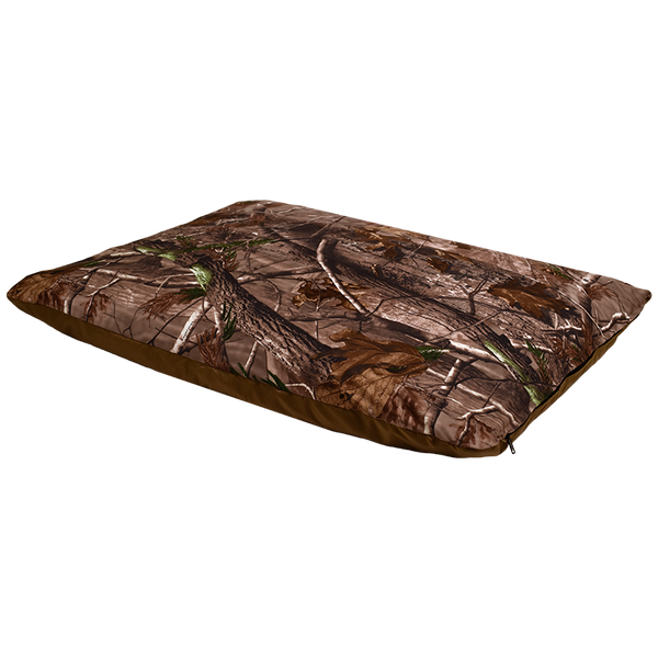 THERM-A-BED HUNTER'S DOG BED  X- LARGE   MOSSY OAK CAMO