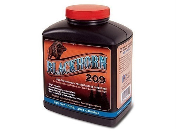 BLACKHORN 209 HIGH PERFORMANCE MUZZLELOADING POWDER-High Falls Outfitters