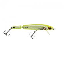 BOMBER AW JOINTED WAKE MINNOW CHART HERRING-High Falls Outfitters