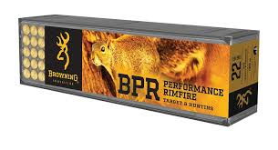 BROWNING BPR 22 LR 40 GR HOLLOW POINT (100 PK)-High Falls Outfitters