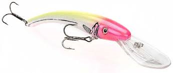 STRIKE KING BANANA SHAD 5