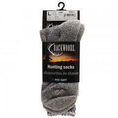 BACKWOODS TRACKER HUNTING SOCKS    XL