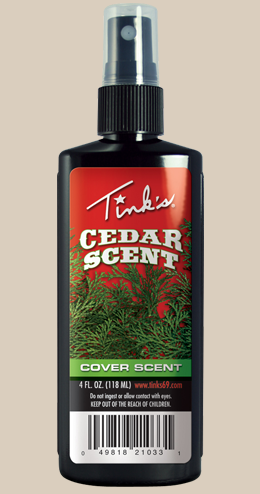 Tink's Cedar Cover Scent-High Falls Outfitters