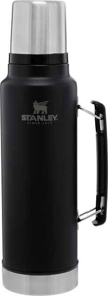 STANLEY - 1.5QT CLASSIC THERMOS - BLK