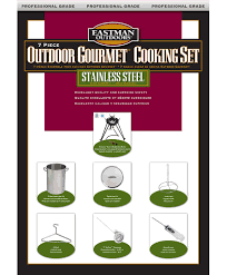EASTMAN OUTDOORS OUTDOOR GOURMET COOKING SET-High Falls Outfitters