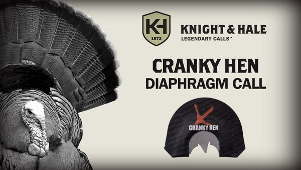 KNIGHT & HALE CRANKY HEN MOUTH CALL