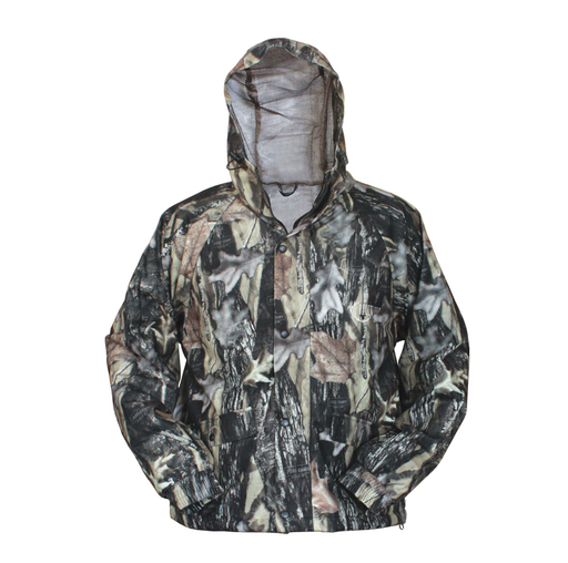 BACKWOODS EXPLORER LIGHT WEIGHT HUNTING JACKET PURE CAMO VERTICAL HD   LG