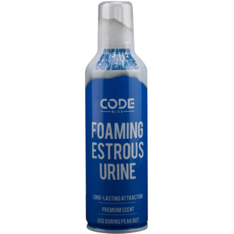 CODE BLUE FOAMING ESTRUS URINE 8oz