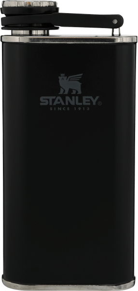 STANLEY - WIDE MOUTH FLASK- 8 OZ - BLK