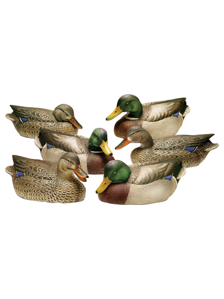 Final Approach Floating Mallards 6 PK HD GUNNER-High Falls Outfitters