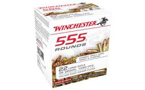 WINCHESTER 22LR 36 gr. 555-High Falls Outfitters