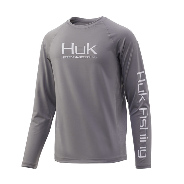HUK PURSUIT FISHING SHIRT VENTED (LONG SLEEVE)
