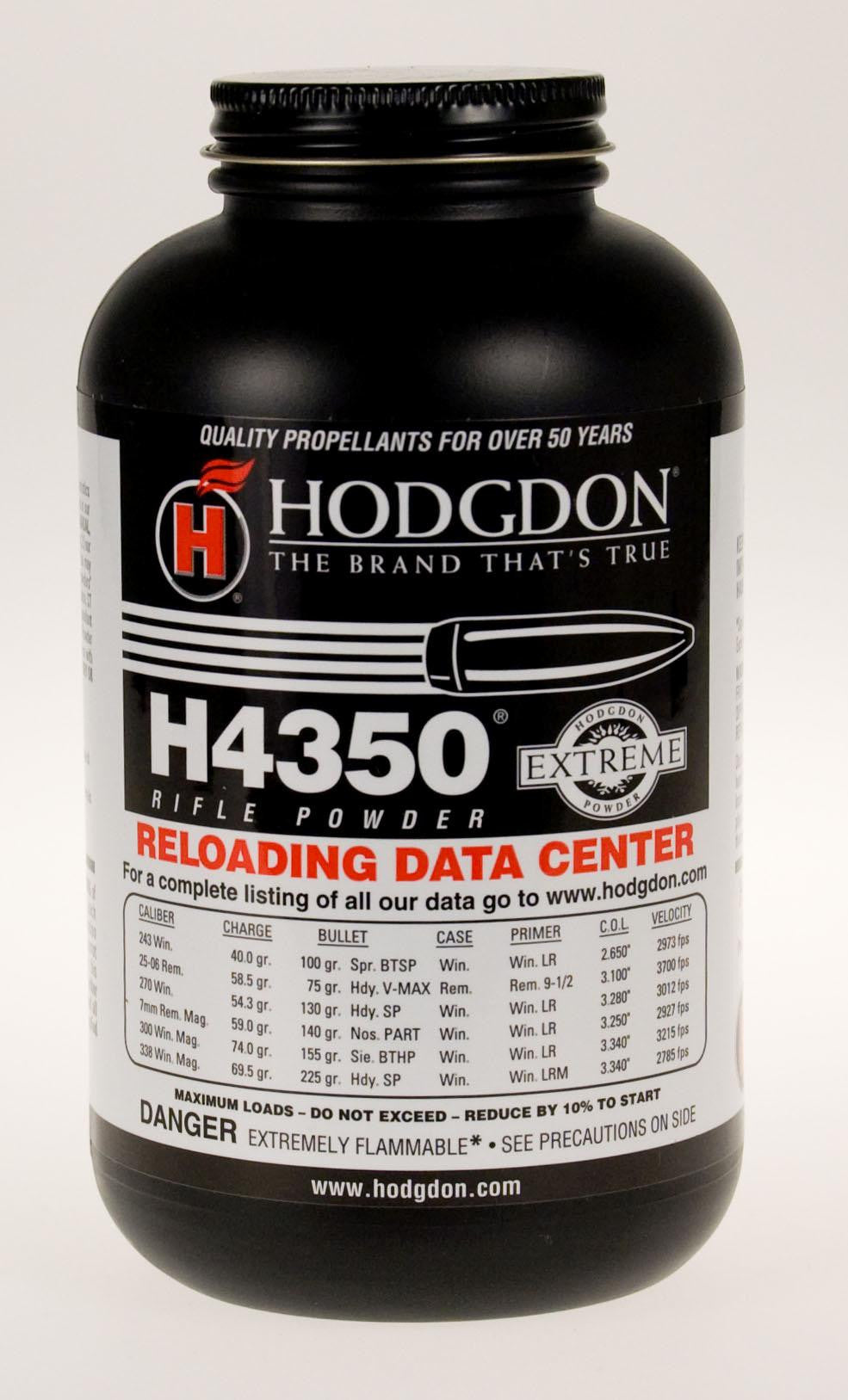H4350 POWDER 1LB-High Falls Outfitters