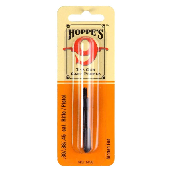 HOPPE'S .30/.38/.45 CAL RIFLE/PISTOL SLOTTED END-High Falls Outfitters