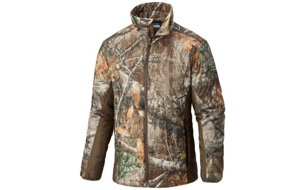 COLUMBIA - TROPHY RACK INSULATED JACKET REALTREE EDGE