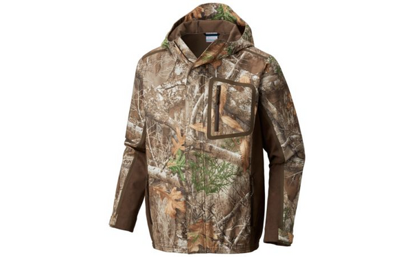 COLUMBIA - TROPHY RACK JACKET - HOODED