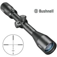 BUSHNELL LEGEND ULTRA HD 3-9X40MM MATTE / MULTI-X-High Falls Outfitters