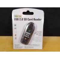 MOULTRIE USB 2.0 SD CARD READER-High Falls Outfitters