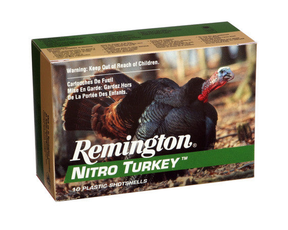 Remington Nitro Turkey Buffered Loads-High Falls Outfitters