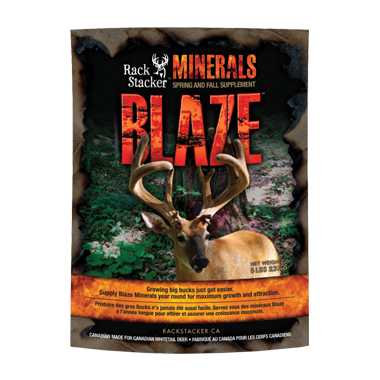 Rack Stacker Blaze Mineral- 5lb Refill-High Falls Outfitters