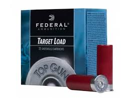 FEDERAL TOP GUN 12GA 1 1/8OZ #7.5-High Falls Outfitters