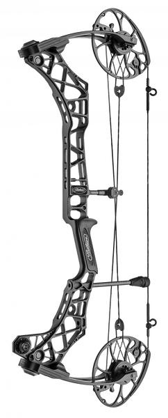 "MATHEWS - VXR 28 - (LEFT HAND) STONE/BLK LIMBS (70LBS 29""DRAW)"