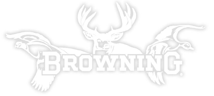 BROWNING WINDSHIELD DECAL 12