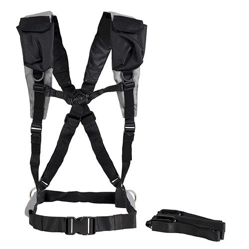 Clam Sled Pulling Harness-High Falls Outfitters