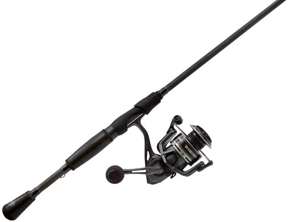 LEWS - CUSTOM BLACK - SPINNING COMBO