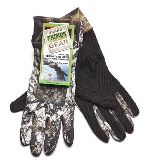 STRETCH FIT CALL GLOVES WITH SURE GRIP OSFA-High Falls Outfitters