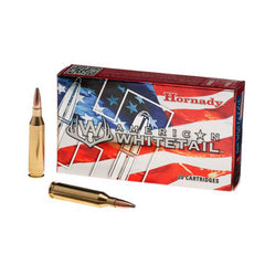 Hornady American Whitetail Ammunition-High Falls Outfitters