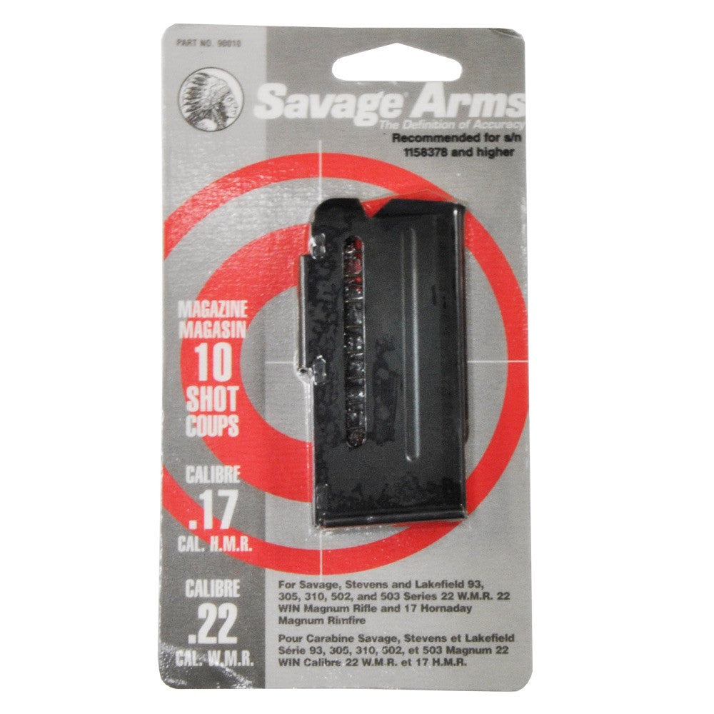 SAVAGE - 93 SERIES MAG 10 SHOT-High Falls Outfitters
