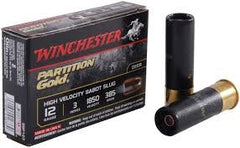 WINCHESTER- PARTITION GOLD 12 GA 3