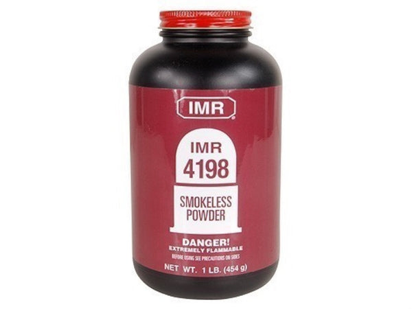 IMR POWDER-4198 POWDER 1LB-High Falls Outfitters