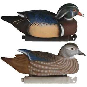 TANGLEFREE -WOOD DUCK DECOYS 6-High Falls Outfitters