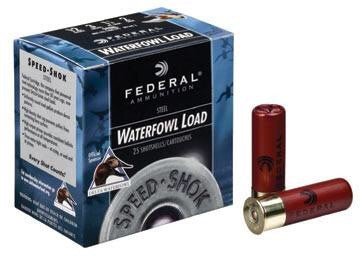 Federal Waterfowl Steel Shotgun Shells- 10GA-High Falls Outfitters