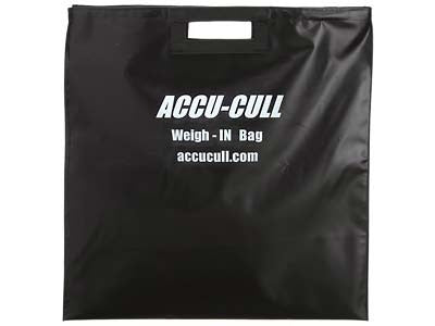 ACCU-CULL WEIGH-IN BAG-High Falls Outfitters