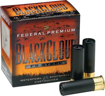 "BLACK CLOUD 3"" 12GA #2-High Falls Outfitters"