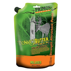 PRIMOS DONKEY BUTTER DEER MOLASSES 24 OZ-High Falls Outfitters