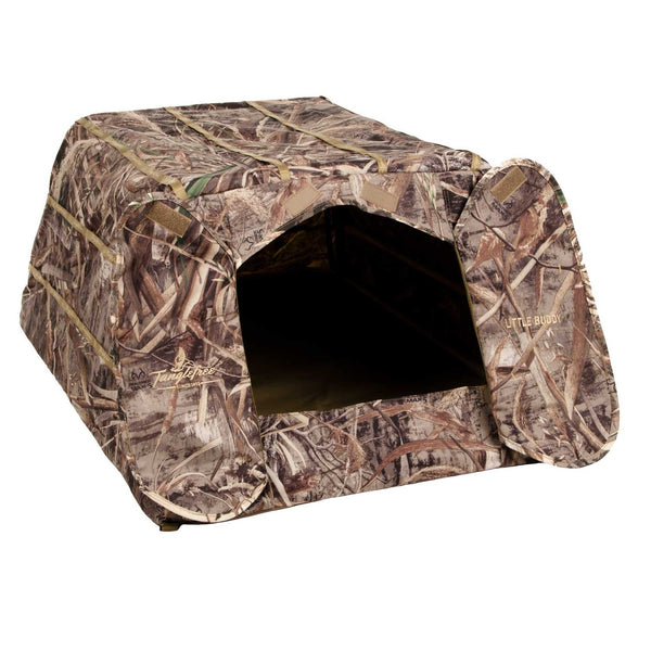 LITTLE BUDDY DOG BLIND REALTREE MAX 5-High Falls Outfitters