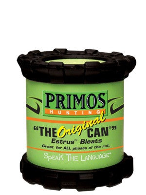 PRIMOS 'THE CAN' ESTRUS BLEAT DEER CALL-High Falls Outfitters