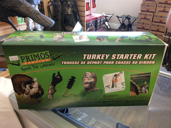 Primos- Turkey Starter Kit.-High Falls Outfitters
