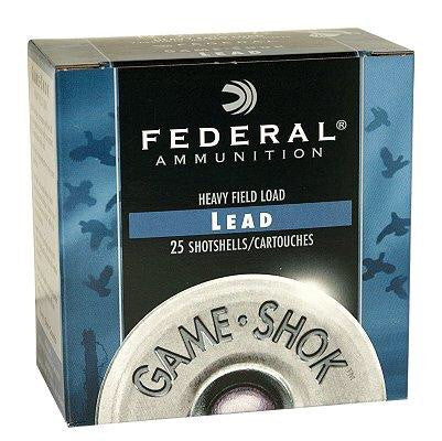 "Federal Heavy Field Load-12G 2 3/4""-High Falls Outfitters"
