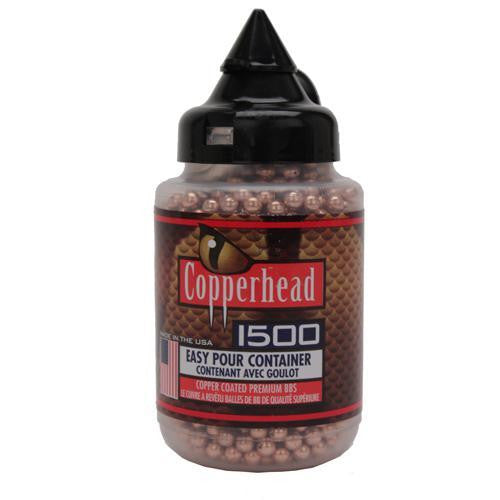 COPPERHEAD BB 1500 COUNT BOTTLED-High Falls Outfitters