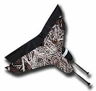DBL TRBL GOOSE FLAG-High Falls Outfitters