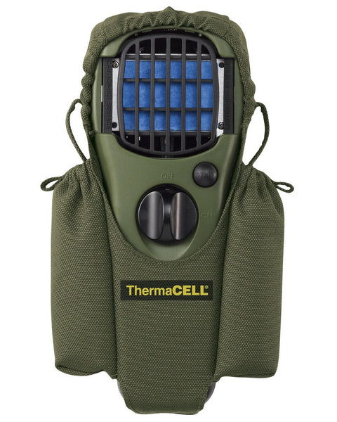 THERMOCELL HOLSTER GREEN-High Falls Outfitters