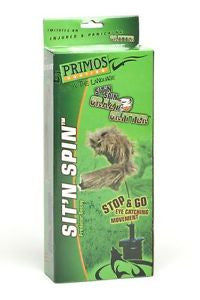 PRIMOS SIT'N SPIN CRAZY CRITTER-High Falls Outfitters