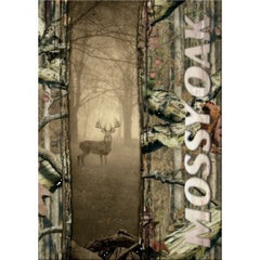 MOSSY OAK TIN SIGN-High Falls Outfitters